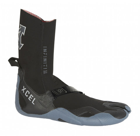 Infiniti Split Toe Boots 5mm