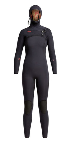 Women's Comp X Hooded Fullsuit 4.5/3.5