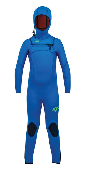 Youth Comp Hooded Fullsuit 4.5/3.5