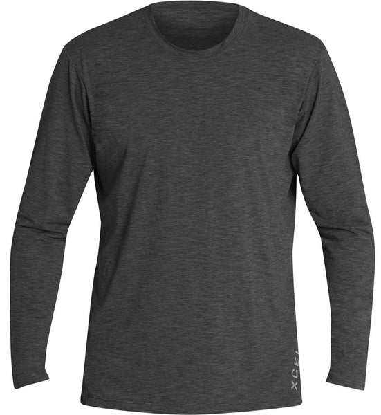 Men's VentX Solid L/S