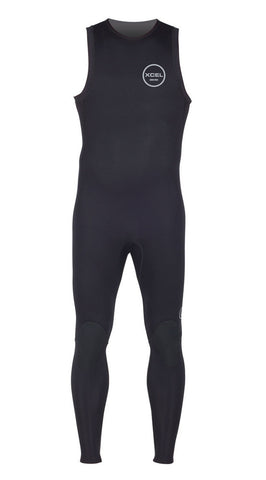 Men's Axis Long John 2mm