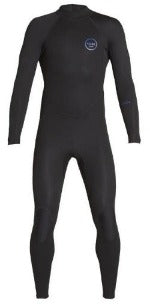 Men's Axis Flatlock Back Zip Fullsuit 3/2mm