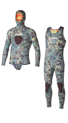 Men's Thermoflex Free Diver Suit 5mm