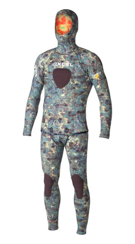 Men's ThermoFlex Free Diver TDC 2-Piece 7mm