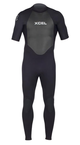 Men's Axis Fullsuit S/S 2mm