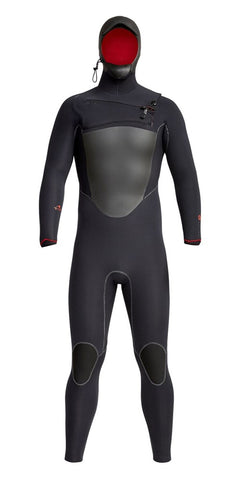 Men's Drylock X Hooded Fullsuit 5/4