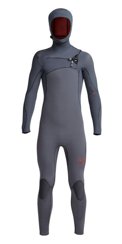 Youth Comp X Hooded Fullsuit 4.5/3.5