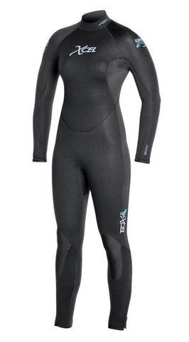 Women's Hydroflex Dive Suit 7/6