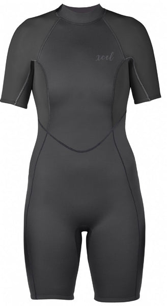 Women's Doreen Back Zip Springsuit 2mm