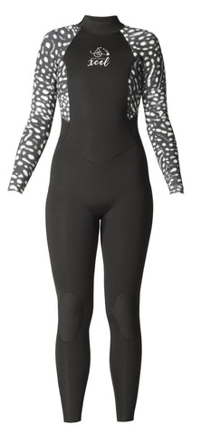 Women's Water Inspired Axis Fullsuit 4/3