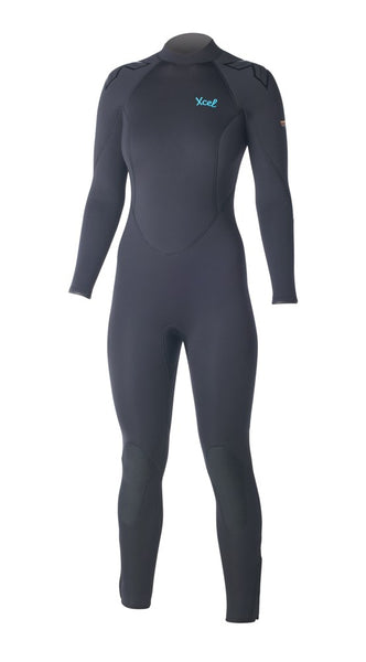 Women's Thermoflex Dive TDC Fullsuit 5/4