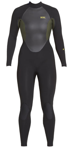Women's Axis X Fullsuit 4/3