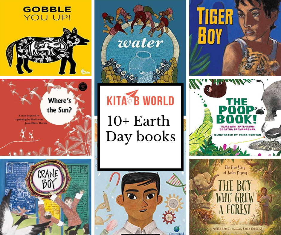10+ South Asian Books to Celebrate Earth Day