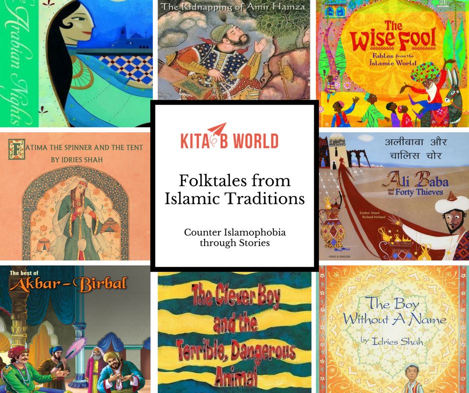 FolkTales from Islamic Traditions