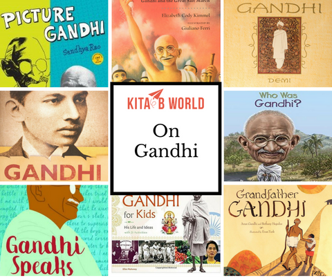 Gandhi Books for all ages