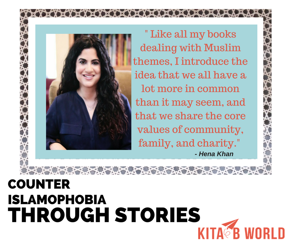 Hena Khan on Countering the Narrative