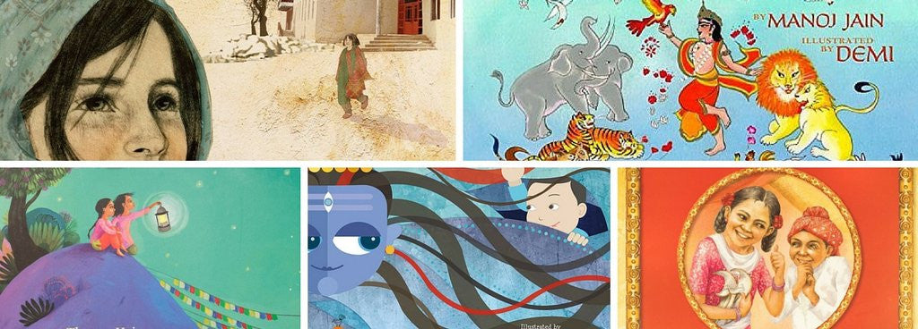 Introduction to South Asia Book Bundle (4 - 11 years)