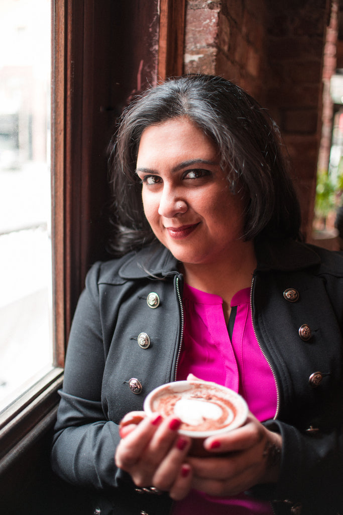 Nisha Sharma on romance and living bi-culturally