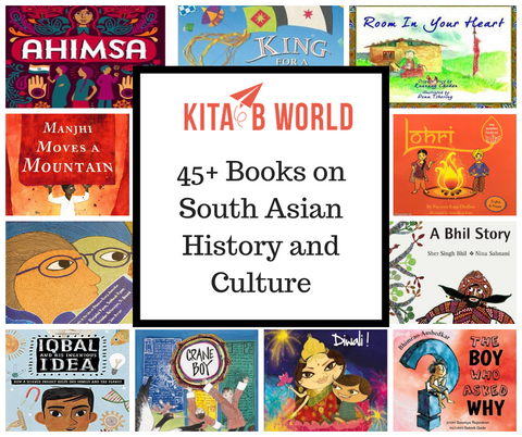 45+ books on South Asian History and Culture