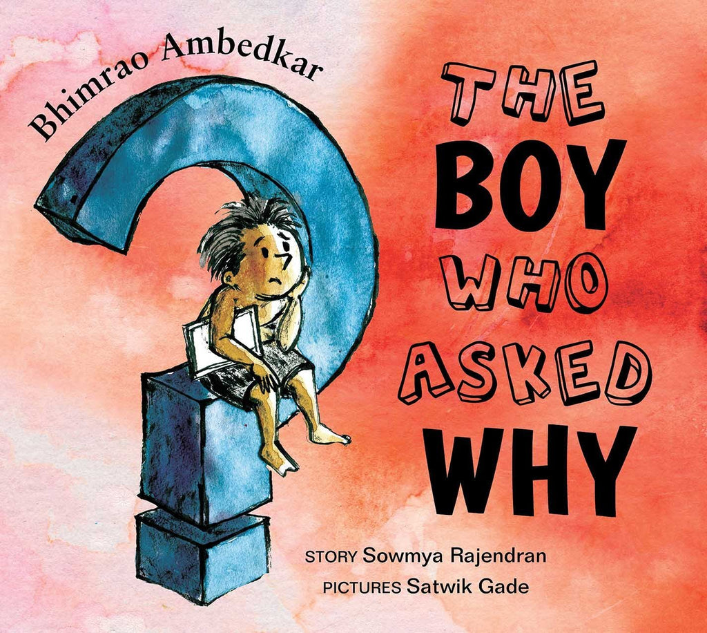 Behind the scenes: The Boy Who Asked Why