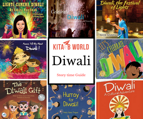 Host your own Diwali Story time!