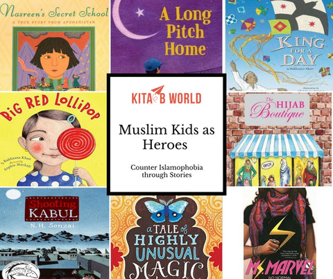 Muslim Kids as Heroes – KitaabWorld