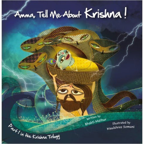 Amma Tell Me About Krishna - KitaabWorld
