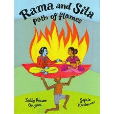 Rama and Sita: Path of Flames - KitaabWorld