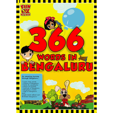 366 Words in Bengaluru - KitaabWorld