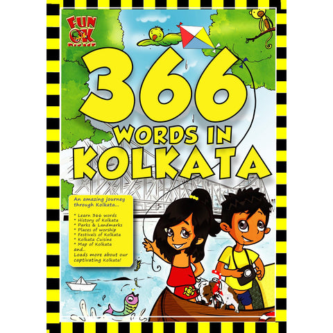 366 Words in Kolkata - KitaabWorld