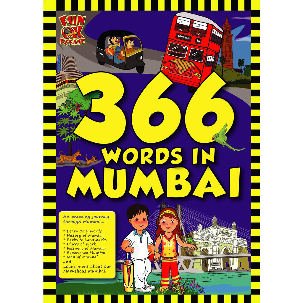 366 Words in Mumbai - KitaabWorld
