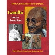 Gandhi: India's Great Soul: Spiritual Biographies for Young Readers - KitaabWorld