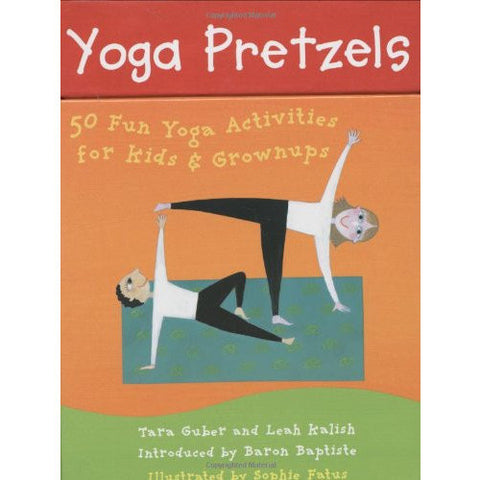 Yoga Pretzels (Flashcards) - KitaabWorld - 1