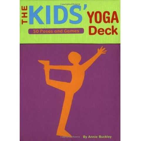The Kids Yoga Deck - KitaabWorld