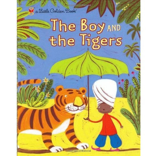 The Boy and the Tigers - KitaabWorld