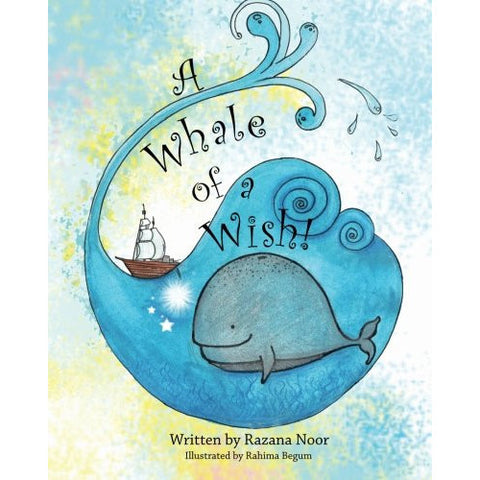 A Whale of a Wish - KitaabWorld