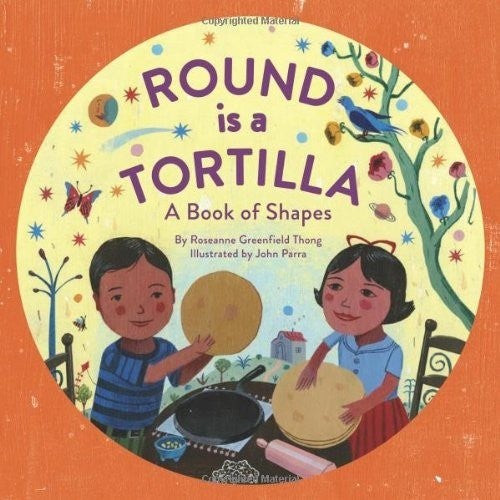 Round is a Tortilla - KitaabWorld