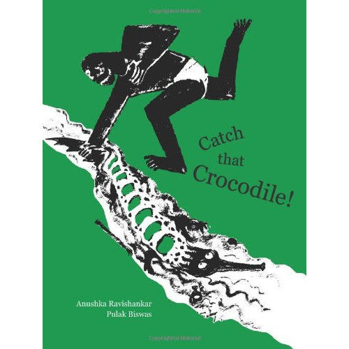Catch that Crocodile! - KitaabWorld