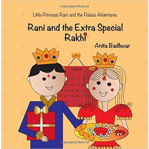 Rani and the Extra Special Rakhi - KitaabWorld