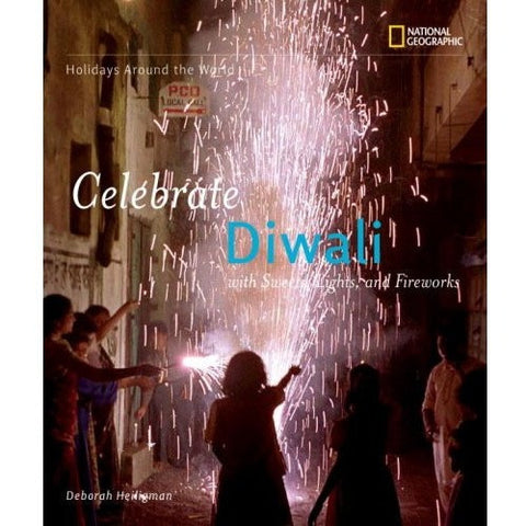 Holidays Around the World: Celebrate Diwali - KitaabWorld