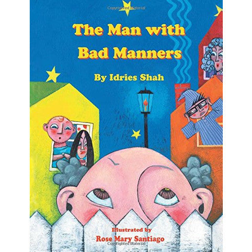 The Man with Bad Manners - KitaabWorld