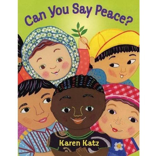 Can you say peace? - KitaabWorld