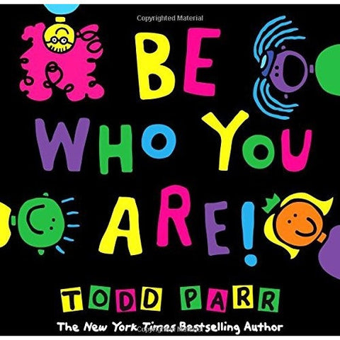 Be Who You Are! - KitaabWorld