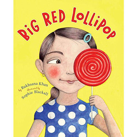 Big Red Lollipop - KitaabWorld