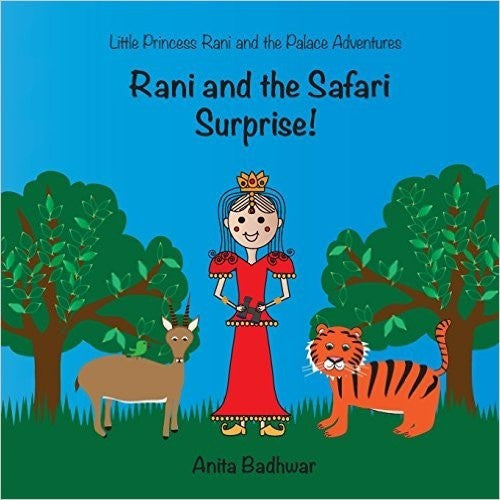 Rani and the Safari Surprise! - KitaabWorld