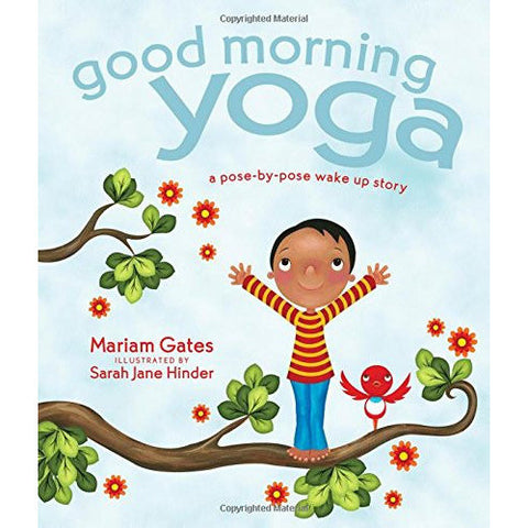 Good Morning Yoga - KitaabWorld