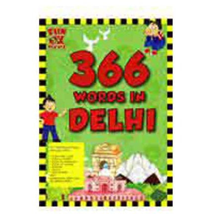 366 Words in Delhi - KitaabWorld