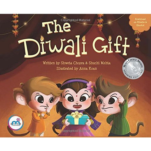 The Diwali Gift (Autographed copy) - KitaabWorld