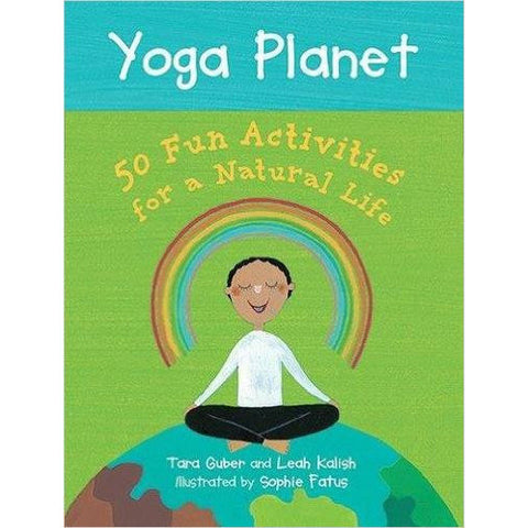 Yoga Planet (Flashcards) - KitaabWorld