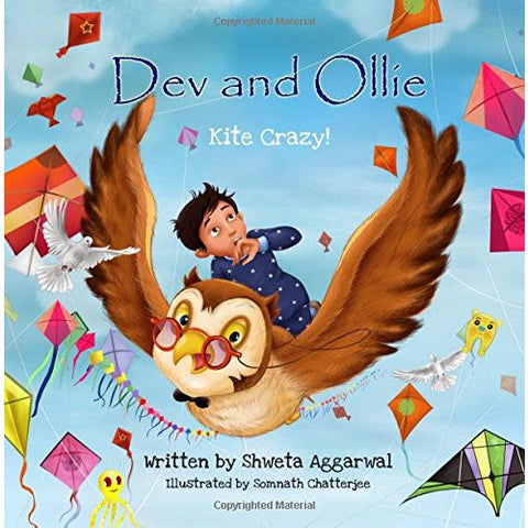 Dev and Ollie: Kite Crazy - KitaabWorld